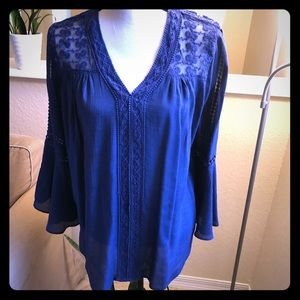 JOHN PAUL RICHARD BLOUSE
